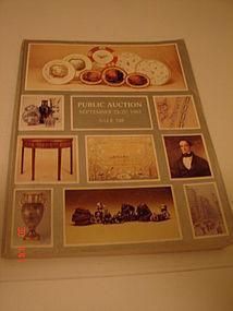 C.G.SLOAN & CO. AUCTION, BALTIMORE  WASHINGTON,D.C.