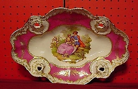 FRENCH LIMOGE HAVILAND BEAUTIFUL SERVING PIECE