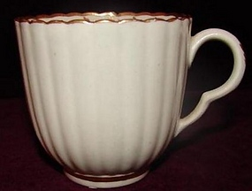 C. 1800 ENGLISH WORCESTER TEA/COFFEE CUP