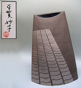 Contemporary Vase by Hiraga Taeko A