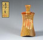 Wakimoto Hiroyuki Bizen Shuki Tokkuri
