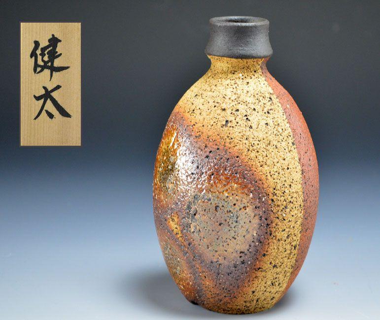 Tamba Tokkuri by Ichino Kenta