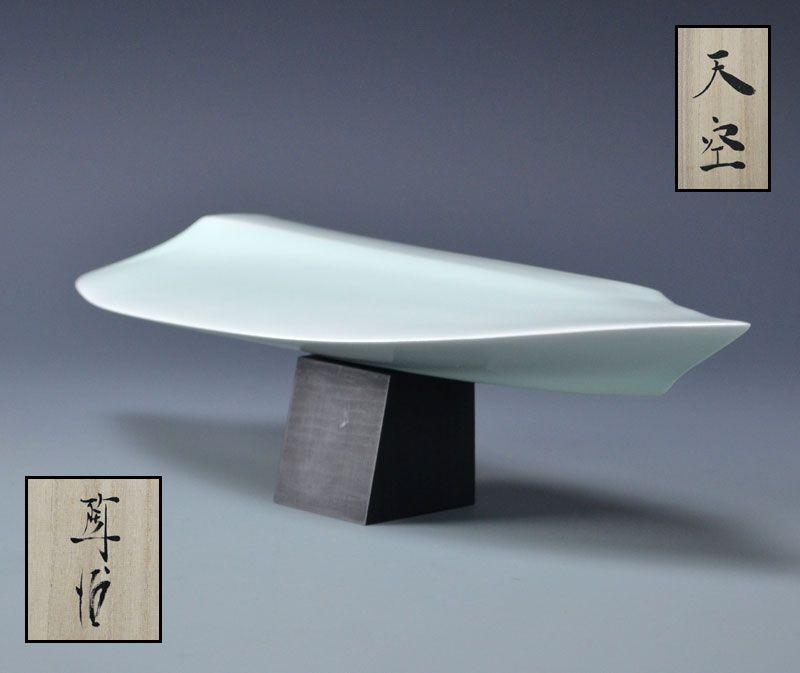 Rare! Fukami Sueharu Wing Object, �Tenku�