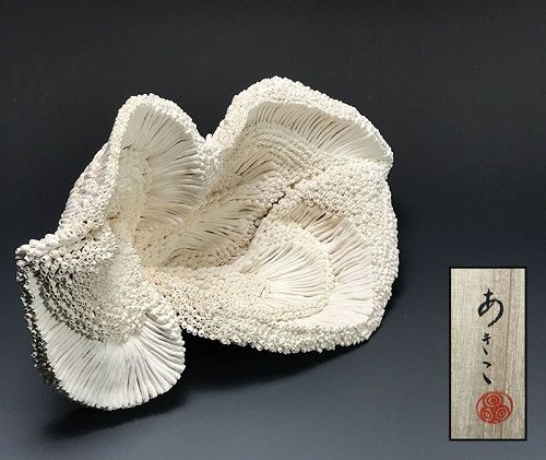 Furui Akiko Contemporary Ceramic Sculpture