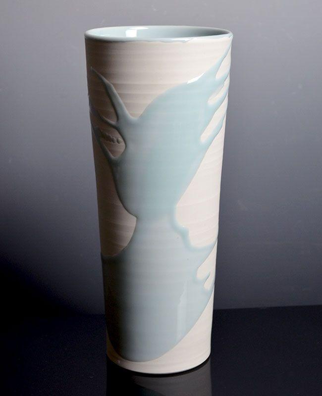 Female Artist Tokuda Junko (Yasokichi IV) Vase