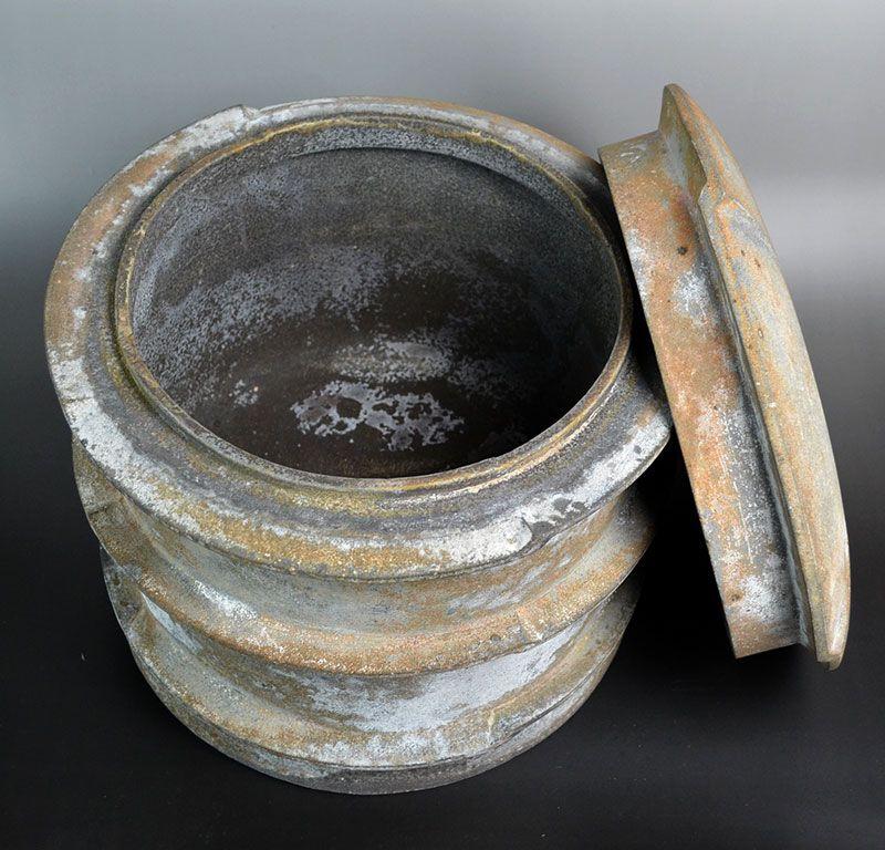 Koinuma Michio Large Contemporary Ceramic Container