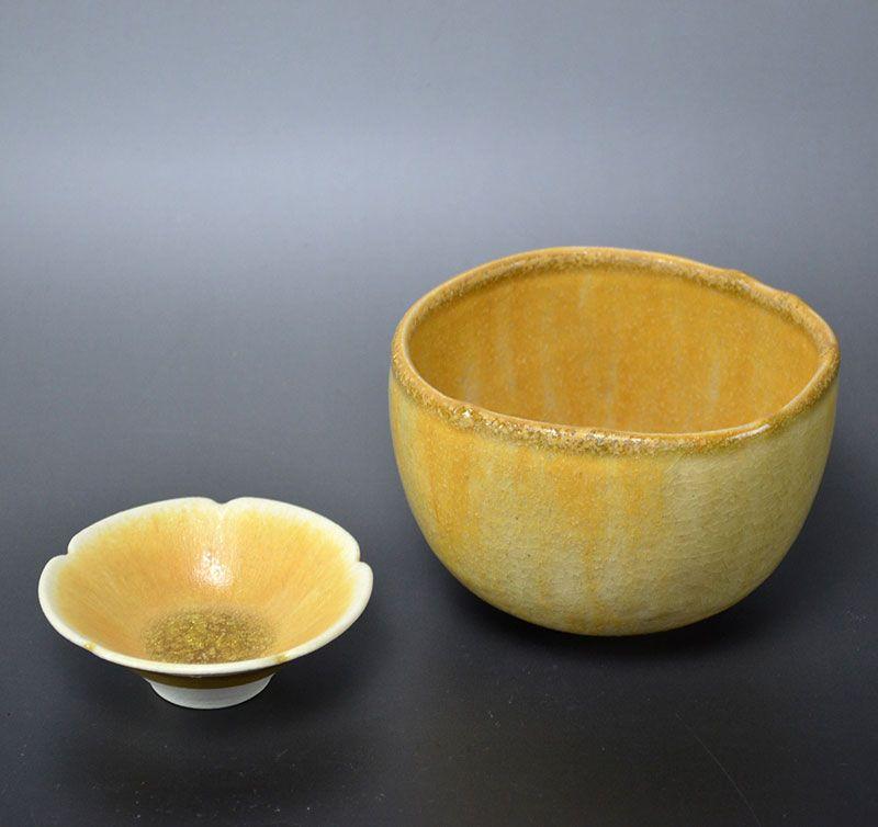 Tokugawa Hiroshi Ki-Seto Hai Sake Cup