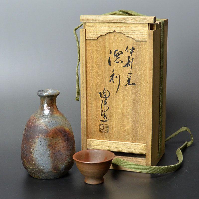 Breathtaking Bizen Shuki by LNT Kaneshige Toyo