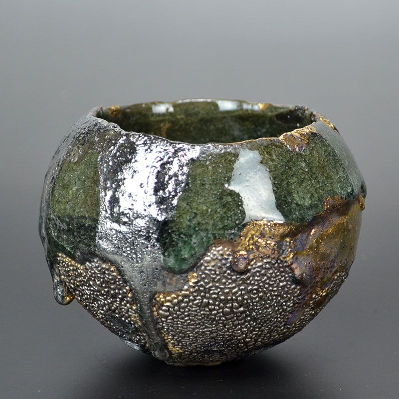 Sumptuous Ichikawa Toru Contemporary Chawan Tea Bowl