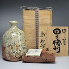 Atarashi Kanji Contemporary Iga Tokkuri