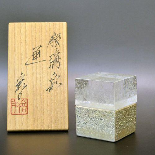 Kondo Takahiro Mist Series Kogo with Glass Lid