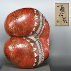 Female Pottery Legend Matsuda Yuriko Sculpture, Hips