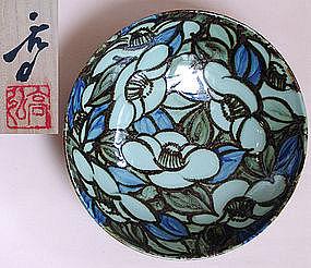 Magnolia bowl by Kondo Takahiro