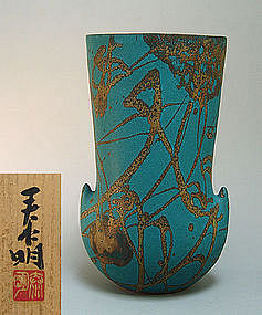 Large Vase by Morino Taimei
