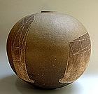 Massive Vase by Sato Kazuhiko