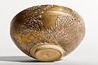 Precious Eiraku Zengoru (Wazen) Tea Bowl - Meiji Period