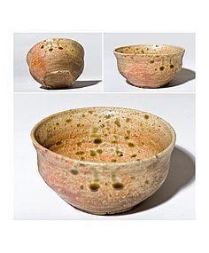 Important Muromachi Iga (or Shigaraki) Chawan 15th century