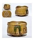 Perfect Momoyama Period / early Edo Period Ki Seto Chawan