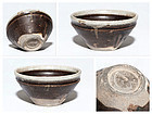 Chinese Song Dynasty Brown Glazed Tea Bowl Cizhou/Henan Kiln