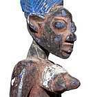Agere Ifa Figure from the Yoruba People 1950