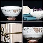 Important Ko-Hagi Kohiki Chawan early Edo Period