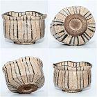 Mugi-de Oribe Chawan Momoyama Period