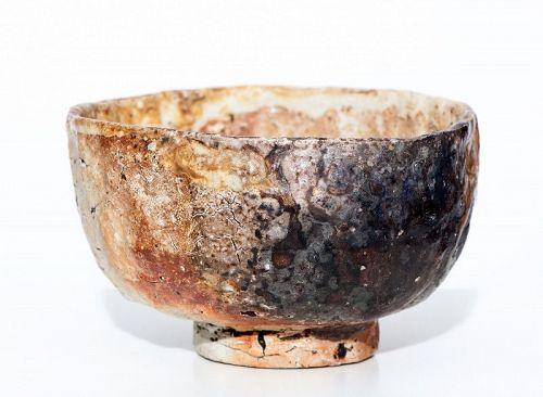 Ko-Iga Chawan of Momoyama Period