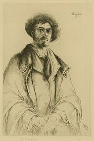 "Arthur Heintzelman, ""Adolphe Appia, Jeune Artiste"""