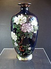 Japanese Cloisonne Vase of Quality