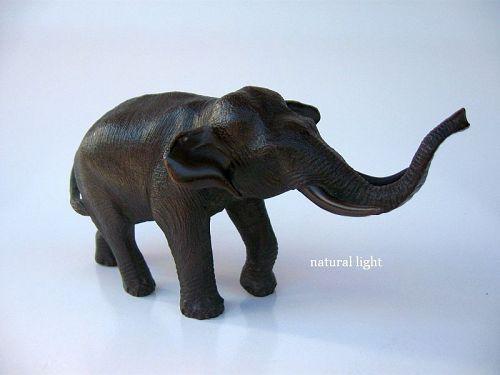 Japanese Bronze Elephant