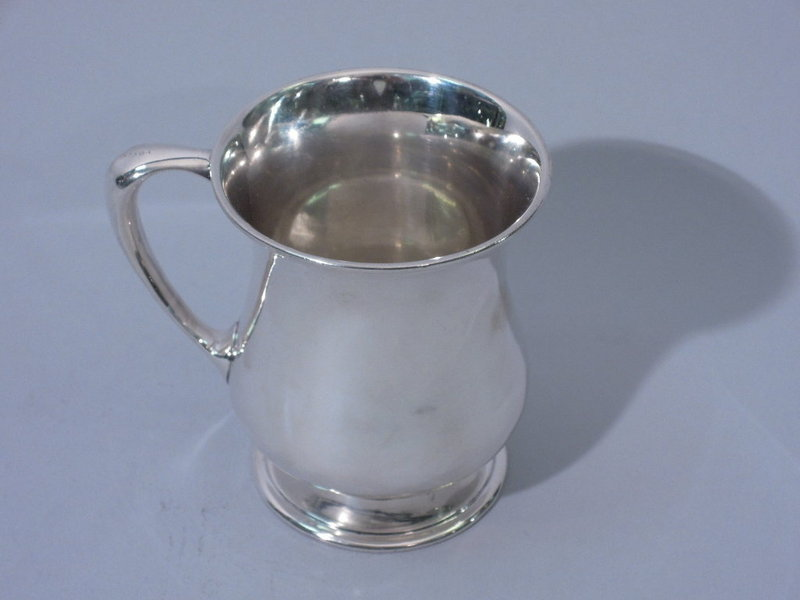 Tiffany Sterling Silver Baby Cup
