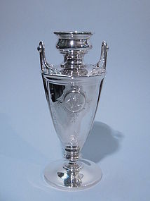American Coin Silver Vase JE Caldwell of Philadelphia