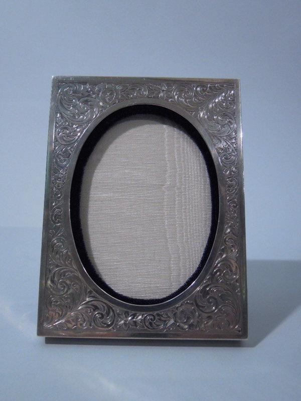 Blackinton American Sterling Silver Photo Frame C 1910