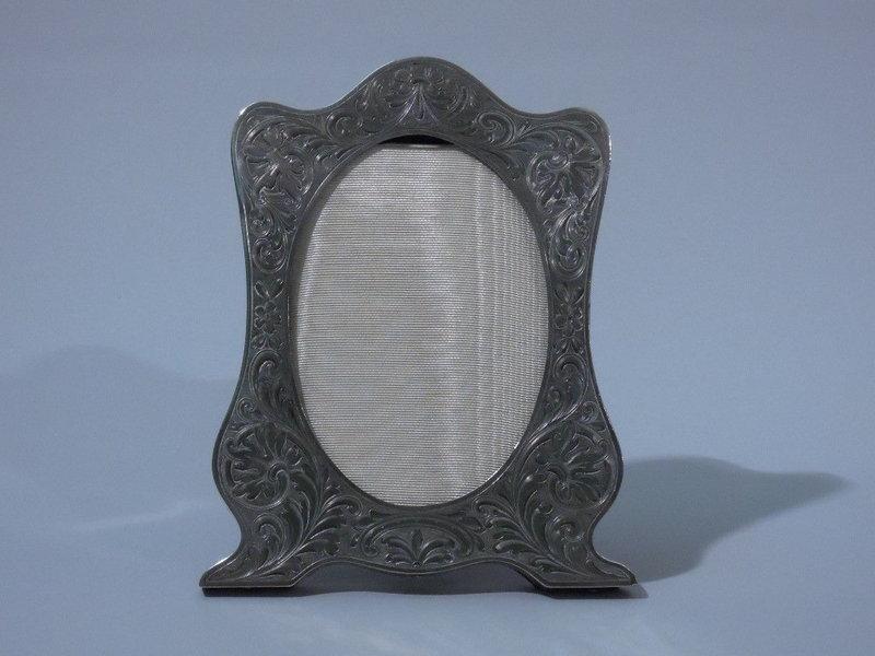 Blackinton American Sterling Silver Frame C 1900