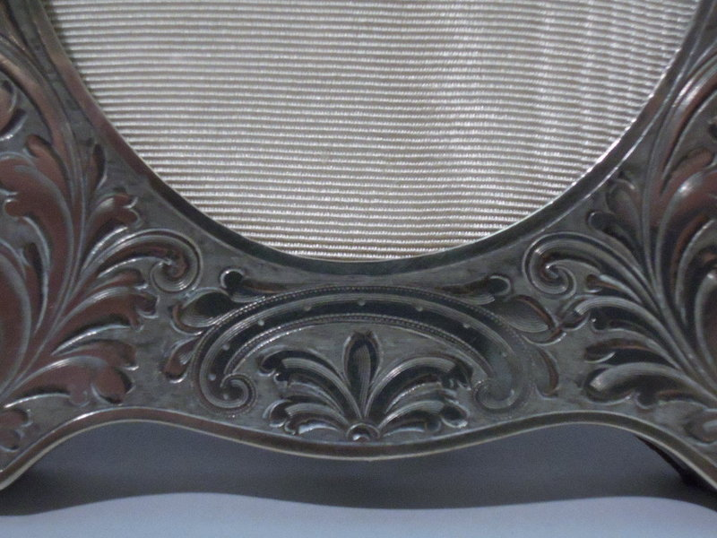Blackinton American Sterling Silver Frame C 1900