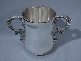 Theodore B. Starr Sterling Silver Trophy Cup C 1900