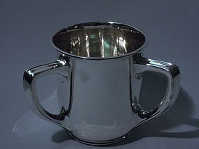 Gorham American Sterling Silver Trophy Cup 1907