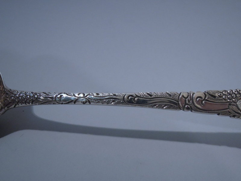 English London Sterling Silver Spoon George III 1785
