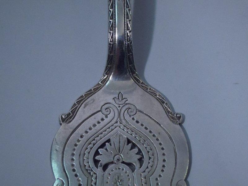2 Elkington Silver Plate Serving Pieces C 1868
