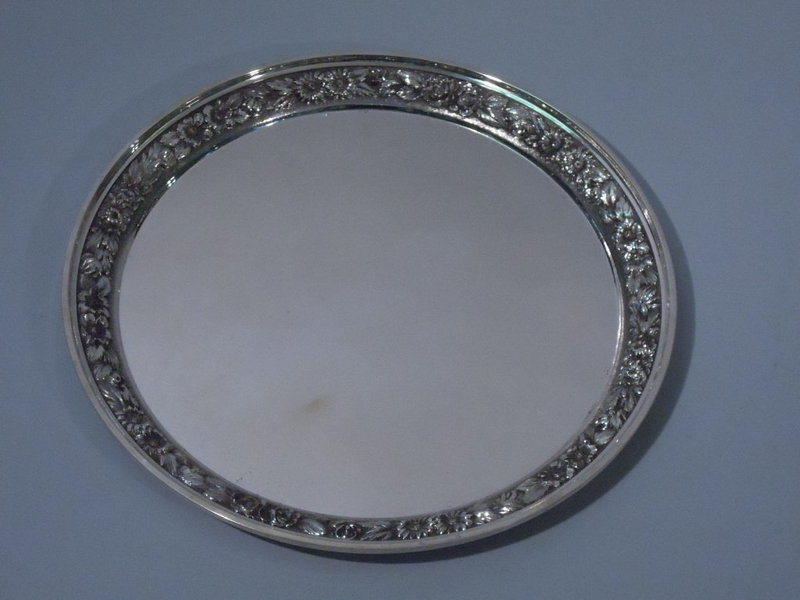 Stieff American Sterling Silver Tray 1941