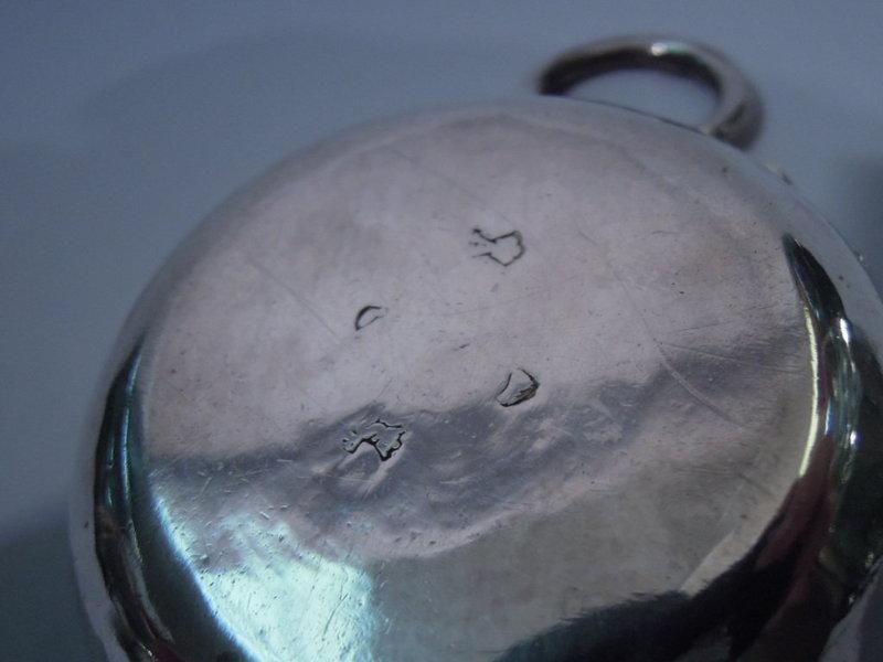 Louis XV French Silver Wine Taster Tastevin C 1770