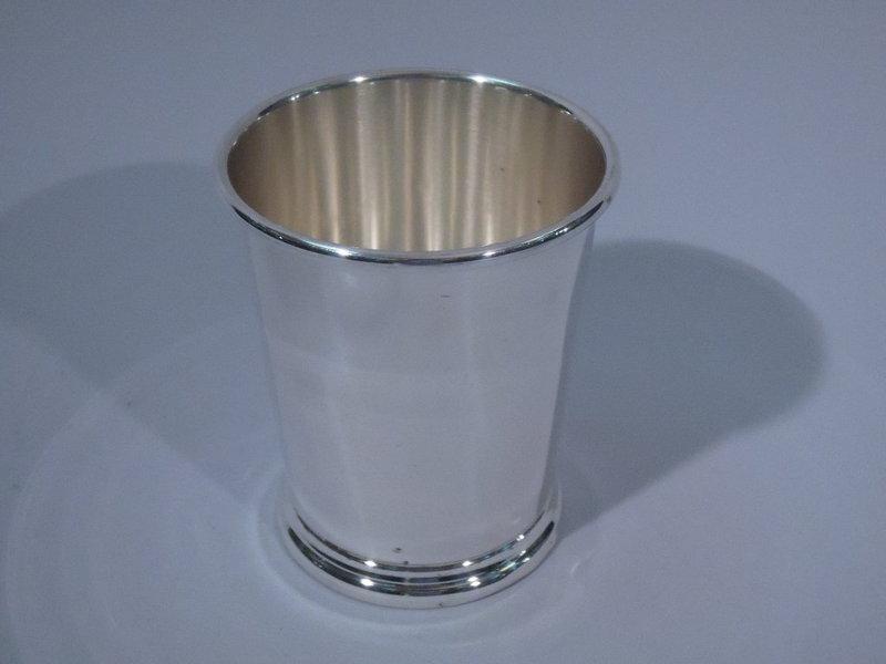 12 Preisner Sterling Silver Mint Julep Cups C 1940