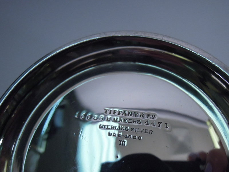 Tiffany Sterling Silver Baby Cup C 1910
