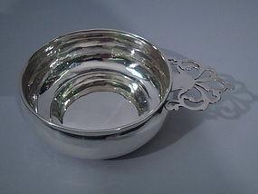Lunt Sterling Silver Porringer C 1920