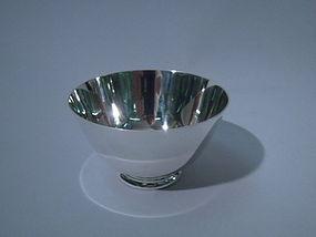 Tiffany Sterling Silver Bowl C 1965