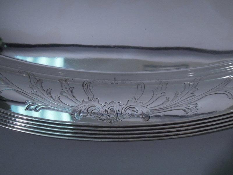Gorham Sterling Silver Tray C 1920
