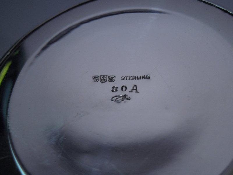 Gorham Sterling Silver Craftsman Bud Vase 1917