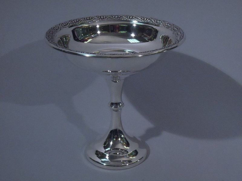 Dunkirk Sterling Silver Compote C 1950