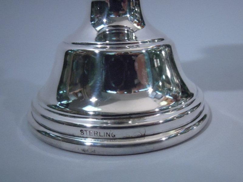 American Sterling Silver Kiddush Cup