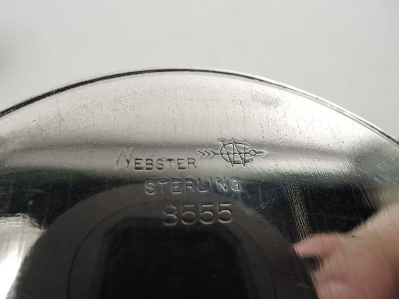 Webster Sterling Silver Mint Julep Cup